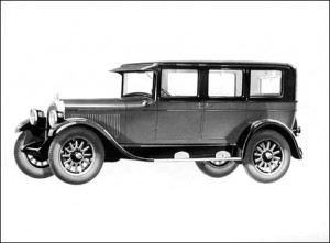 chrysler 1925