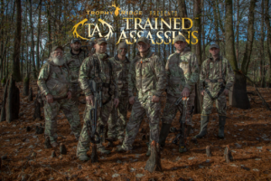 Trained Assassins group